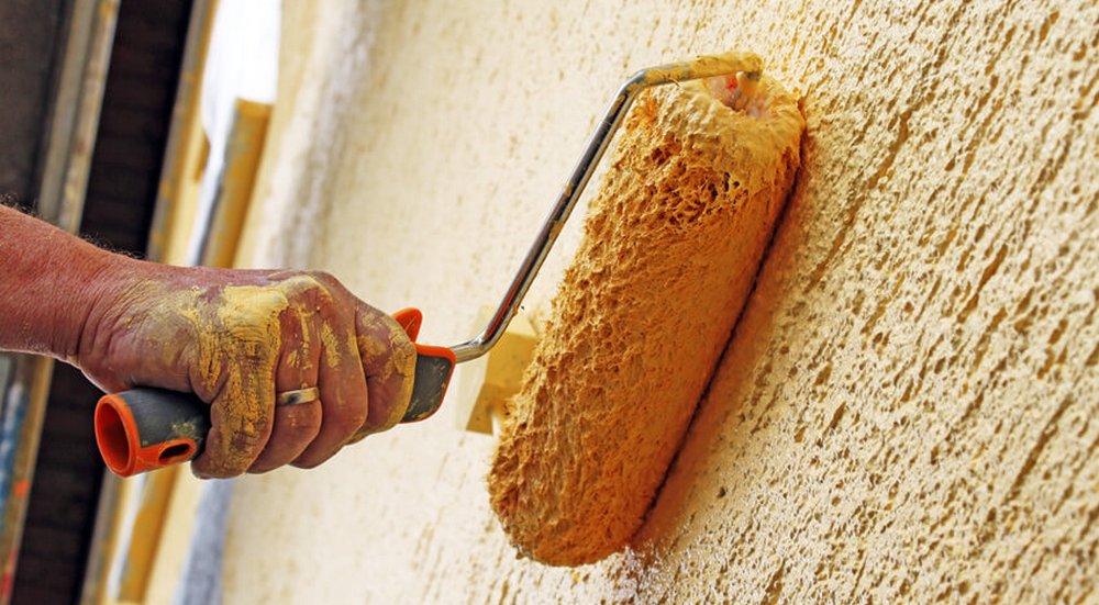 Сколько стоит квадратный метр штукатурки стен