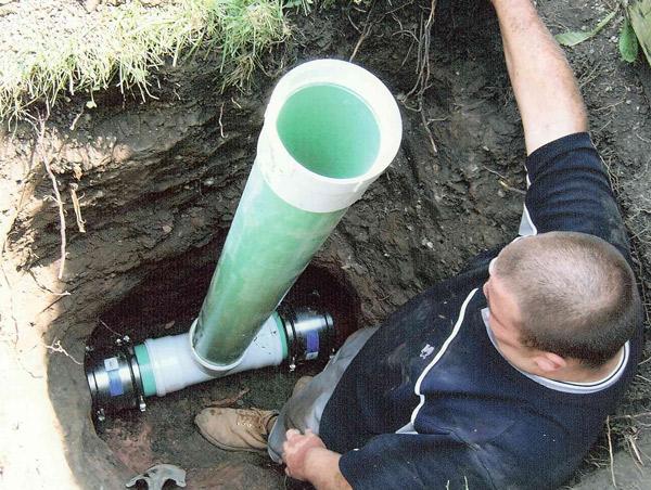 Сколько стоит монтаж канализационных труб